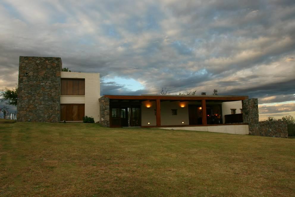 Casas de campo en cordoba ascochinga for Piletas de campo