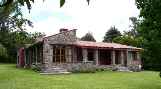 Decoracion de interiores estilo rustico casas de campo - Decoracion de casas de campo fotos ...