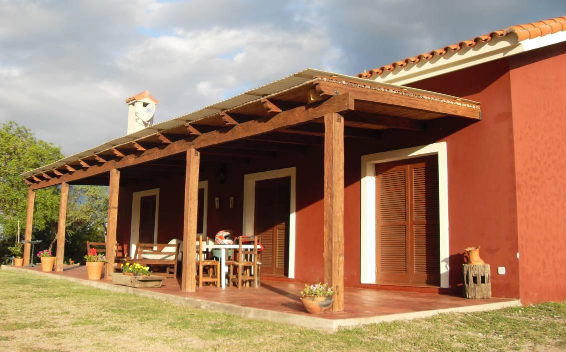 Casas de campo cordoba for Fachadas de casas de campo rusticas fotos